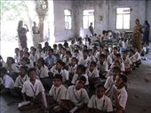Chennai, India.students watching 'Ready to Read' video: by annanderson, Views[368]