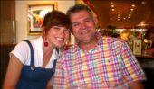 Me and Bill Kisner, our team's National Staff: by annaskates, Views[285]