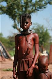 The Himba tribe, Namibia: by annekebroadbent, Views[773]