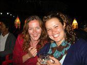 Me and Grainne, mad Irish woman: by anniekaka, Views[420]