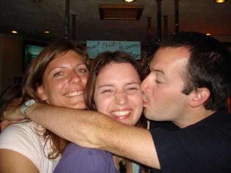 Caught in between Kristen and her guy Kriston
