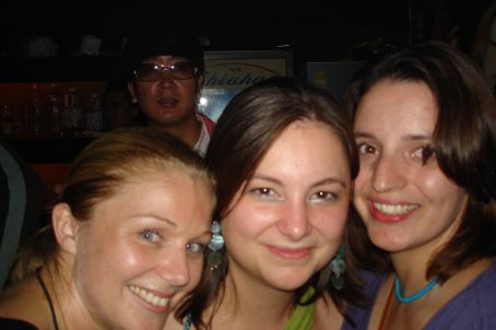 Another drunken ladies night