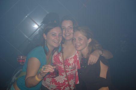 The ladies - Abi, moi and Nicole