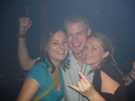 Abi, Nick and Nicole