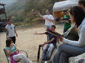 Afternoon fun - the boys warming up their BB guns: by annielovett, Views[369]