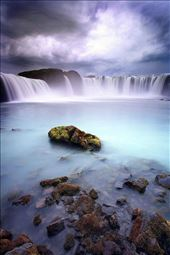 Waterfall: by anthony_w, Views[114]