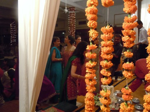 sisters in decoration