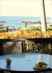View of the sea from the villa @ kona: by anuradha2012, Views[137]