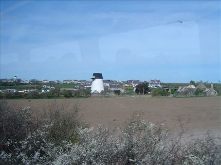 Living in a former windmill I believe