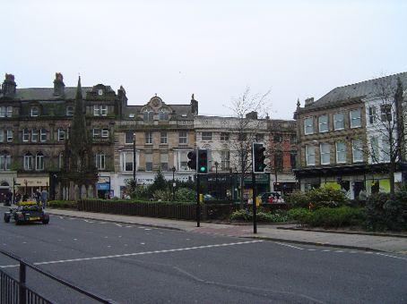 Downtown Harrogate