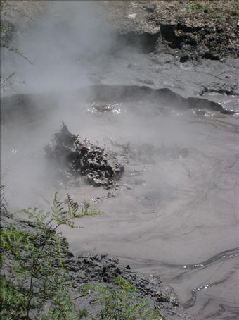 hot bubbly mud mmmmmmm