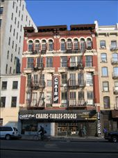 The fire escapes working a treat on this building.: by aptyson, Views[238]