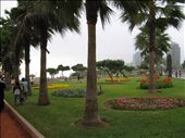 Miraflores in Lima - meaning 'look at the flowers' which shouldn't have taken me as long as it did to work it out!: by aptyson, Views[379]