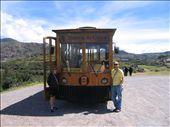 Cusco tourist tram.: by aptyson, Views[162]