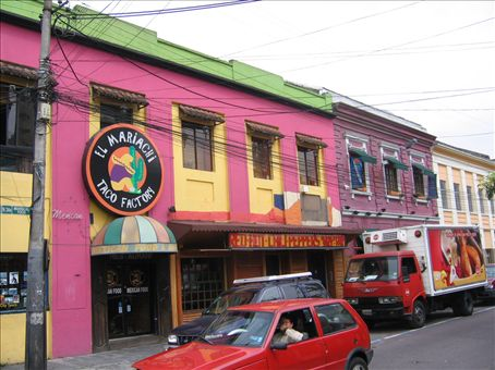 Anyone who is keen to get amongst Mexican food in Quito should do themselves a favour and head here!