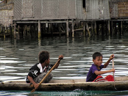 Row Your Boat. As one nomad tribe in the nation and known as greatest ocean expl