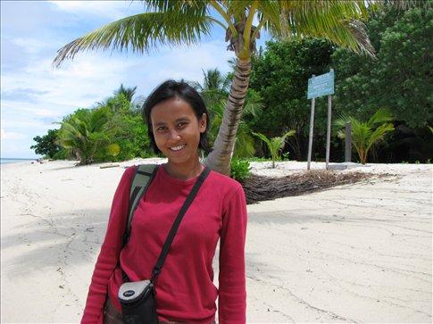 @ sangalaki island