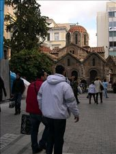 Everywhere you looked there were nifty old churches and other buildings in Athens.: by arollingstone, Views[410]