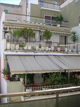 Urban dwelling, Athens-style.