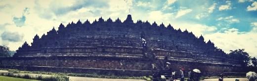 Whole of Borobudur