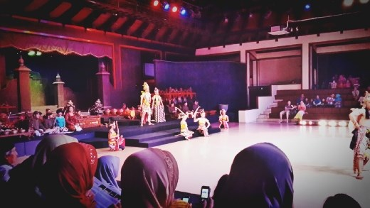 When Prabu Janaka held a contest