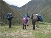 Setting off on the Inca Trail to Machu Picchu - wet season gear!: by ash-clarey, Views[219]