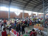 The markets in the Cañari indigenous village  : by ashleytg, Views[465]