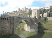 (Toledo) View of Old Town and Bridge: by asth, Views[62]