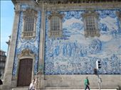 (Porto) Example of Azulejo Tilework: by asth, Views[121]