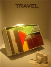 Window display_ designed in honnor of my next journey: by atish, Views[224]