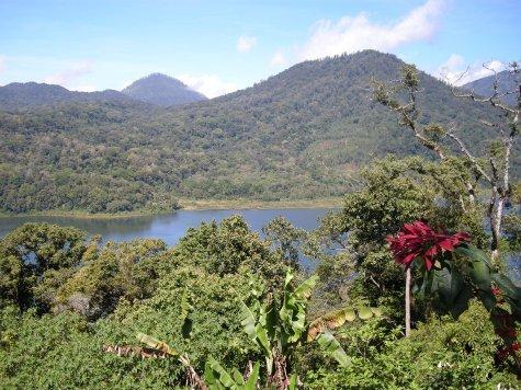 Danau Tambligan, uno dei tanti laghi di Bali
