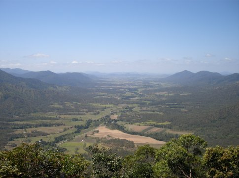 Pioneer Valley nell'Eungella National Park
