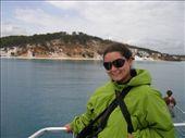 in barca davanti a Fraser Island: by auaround, Views[244]