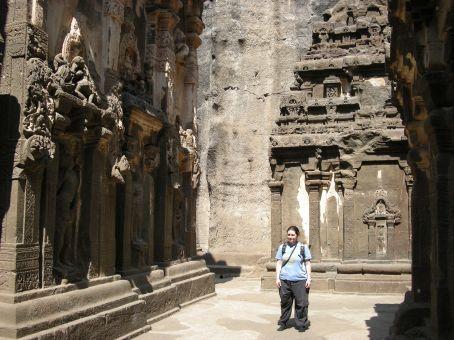 kailasa temple, dettaglio 2