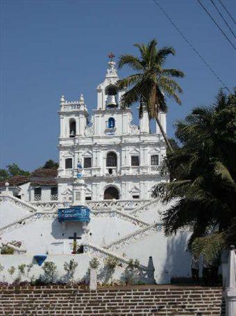 la chiesa della Nostra Signora della Immacolata Concezione