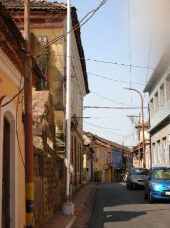 il quartiere di Sao Tome'