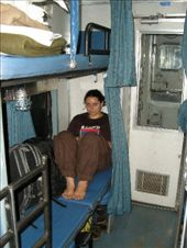 nel treno super lusso da Hospet a Mysore: by auaround, Views[337]