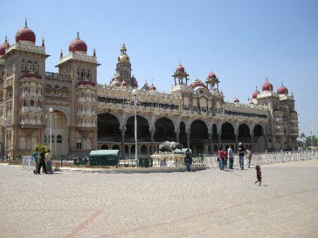 il palazzo del Maharaja