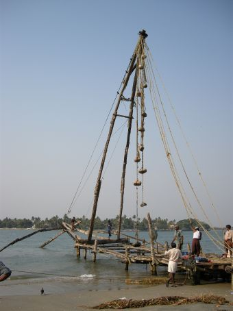 rete da pesca cinese, il lascito di un mercante del passato
