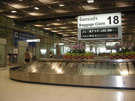 il nuovo aereoporto di Bangkok