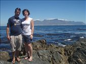 View of Table Mountain from Robben Island: by augustwilson, Views[279]