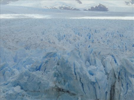 Glacier would have been at least 60 m high