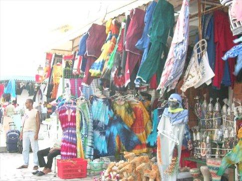 Sousse market