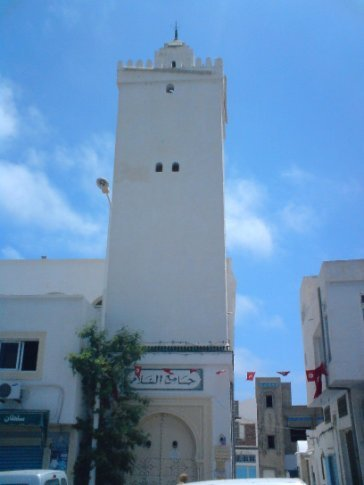 Mosque at Hammamet