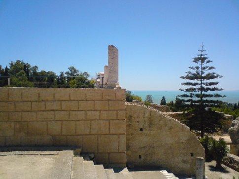 Ruins of Carthage, Byrsa Hill