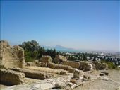 On Byrsa Hill, part of Carthage ruins: by aussiechick_007, Views[164]