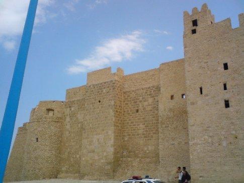 Monastir fort