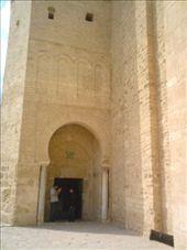 Impressed by this doorway at Monastir fort: by aussiechick_007, Views[186]
