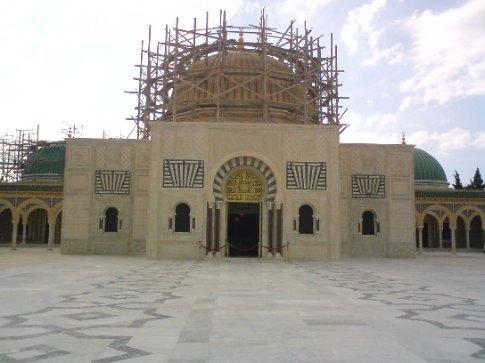 Habib Bourghiba's mausoleum, Monastir