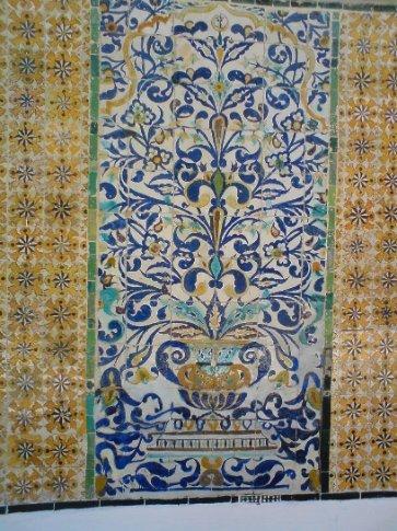 Mosaic from Kairouan
